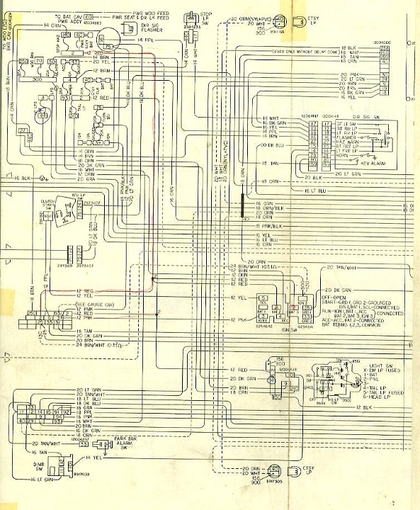 1979 ford wiring diagram chevrolet 1978 malibu classic wiring diagrams 1979 malibu wiring diagram